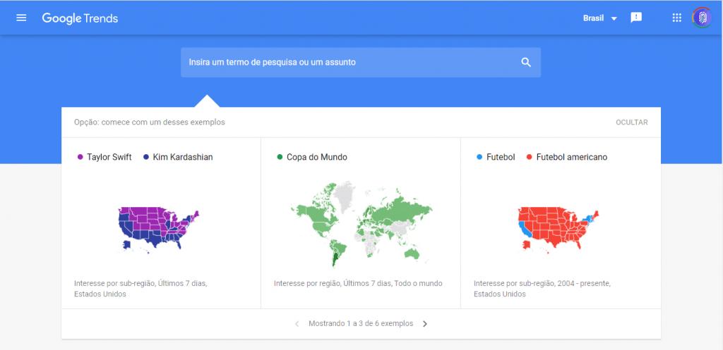 Google Trends - Capa