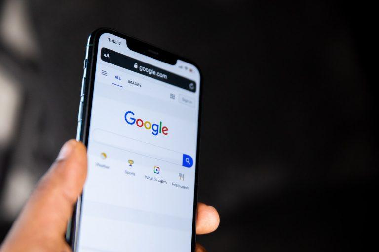 Atualização do algoritmo do Google para 2021