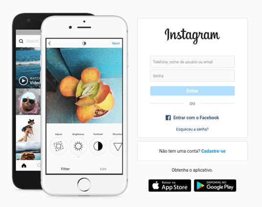 Como criar Instagram Comercial?