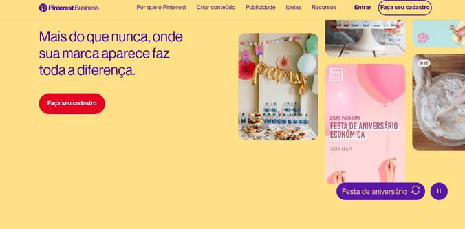 Pinterest Ads: Business