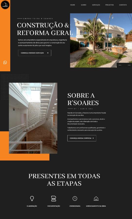 R'Soares - Tela 1